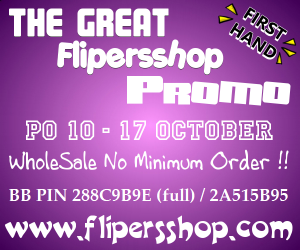 Flipersshop Promo October