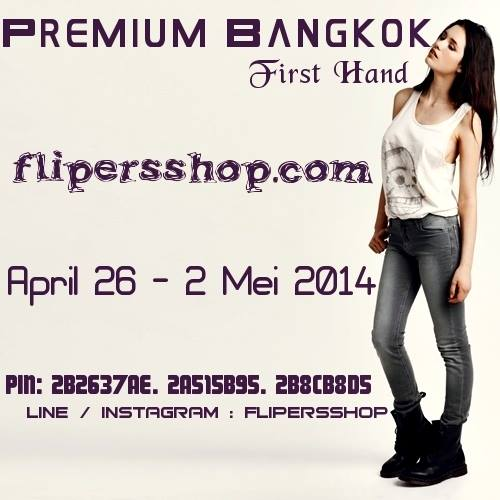 PO BKK Baju Bangkok April Flipersshop