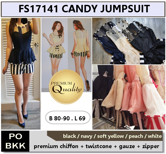 Candy Jumpsuit