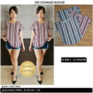 Courage Blouse