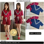 Pirrates Blouse