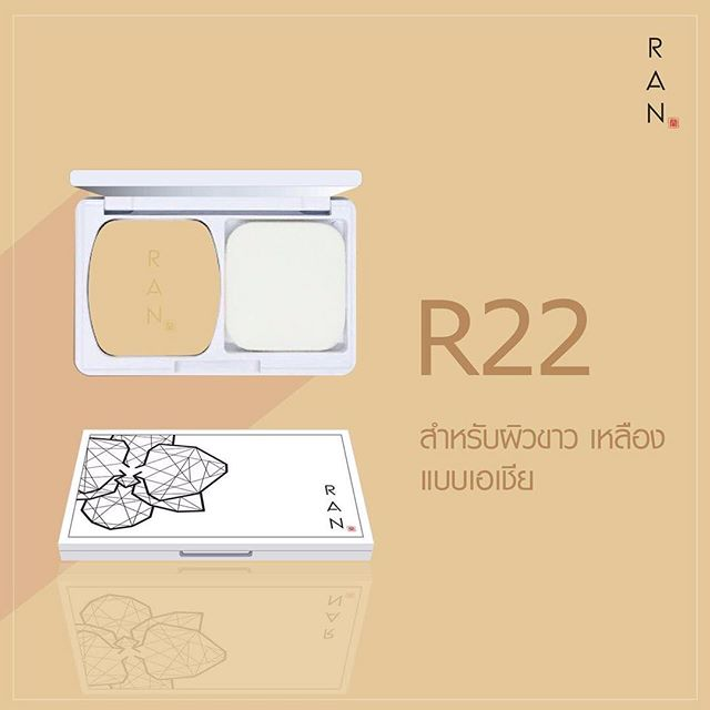 RAN Powder R22