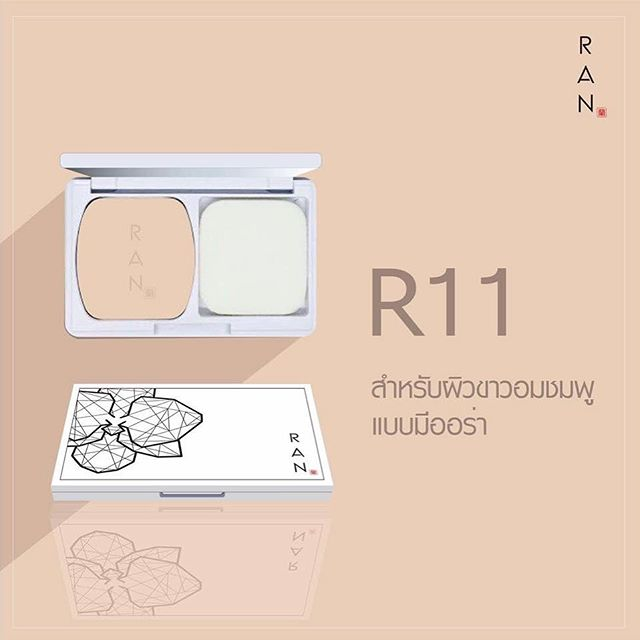 RAN Powder R11