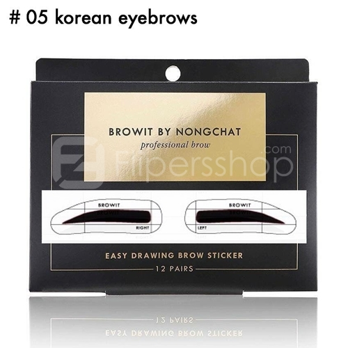 Browit Eyebrows by Nongchat Flipersshop